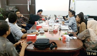 Monitoring Program Kerja Kontraktor KKS